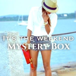 Reseller mystery box only $25 this weekend only!